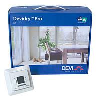 Набор «DEVIdry Pro Kit» с терморегулятором для систем Devidry