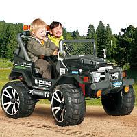 Детский электромобиль Peg-Perego Gaucho Superpower 24V, 680W, 11 км/ч, MP3