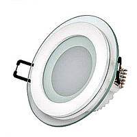 """Светодиодный светильник встраиваемый LED """"CLARA-6"""" Horoz 6W 480Lm (6400K)"""