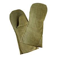 Краги брезентовые рукавицей
