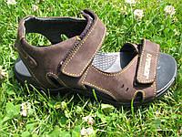 Кожаные босоножки Jordan р 35-37