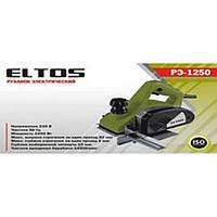 Рубанок Eltos РЭ-1250 C крепежем