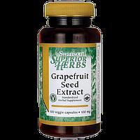 Экстракт семян грейпфрута 100мг 100 капс США