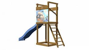 Детская площадка для улицы SportBaby-2 (ТМ SportBaby), фото 3