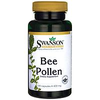 Свенсон  Пчелиная пыльца 400 мг 100 капсул -