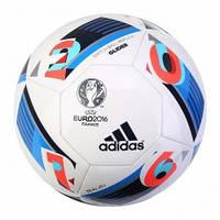 Мяч футбольный Adidas EURO16 GLIDER AC5419, размер 5