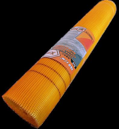 Сетка стеклотканевая X-TREME 10003 оранжевая (160 г/м2), фото 2