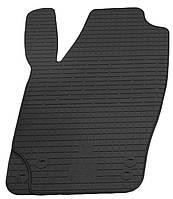 Резиновый водительский коврик для Skoda Fabia II (5J) 2007-2014 (STINGRAY)