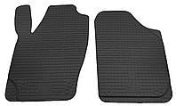 Резиновые передние коврики для Skoda Roomster (5J) 2006-2015 (STINGRAY)