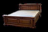 Кровать из массива односпальная Корадо