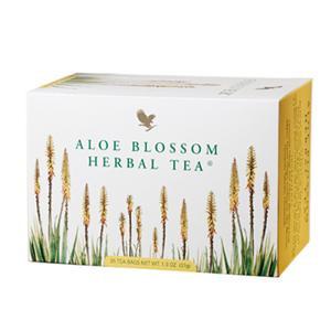 Травяной чай из цветов алоэ с травами от Форевер / Aloe Blossom Herbal Tea, 25 пакетиков