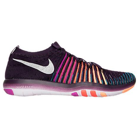 Женские кроссовки Nike Free Transform Flyknit (Артикул: 833410-500)
