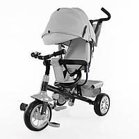 New!Детский трёхколёсный велосипед TILLY Trike T-341 красный