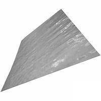 Гидроизоляционный барьер Budowa серый , SILVER 75г/м2 75м2