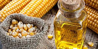 Кукурузное масло нерафинированное 1.0 кг (1080 мл)
