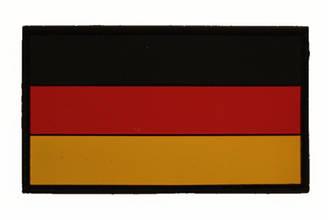 Патч ПХВ на липучке Germany