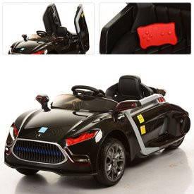 Детский электромобиль Maserati M 2767 EBR-2 черный