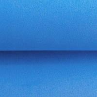 Фоамиран Небесный голубой 50х50 см, 1 мм Китай