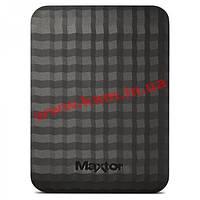 Жесткий диск Seagate (Maxtor) 1TB STSHX-M101TCBM 2.5 USB 3.0 External Black (STSHX-M101TCBM)