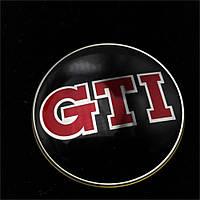 Эмблема руля VW GTI