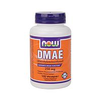 DMAE ДМАЭ 250 мг 100 капс NOW США, фото 1