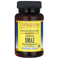 DMAE ДМАЭ ultra 250 мг 30 жк США
