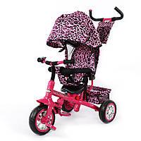 Велосипед трехколесный TILLY ZOO-TRIKE BT-CT-0005 розовый
