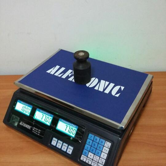 Торгові ваги ACS-40 (40 кг)