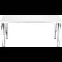Стол пластиковый белый LULU