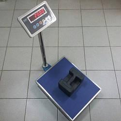 Товарные весы ВПЕ-Центровес-405-СМ1 150кг (400х500 мм)