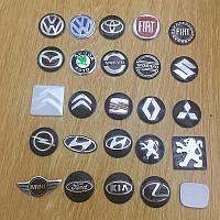 Эмблемы для ключей