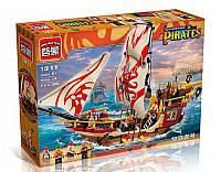 """Конструктор Brick 1311 """"Пиратский корабль"""", 368 деталей"""