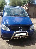 Дефлектор капота Mercedes Vito 2003-
