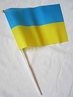 Флаг Украины на палочке, фото 1
