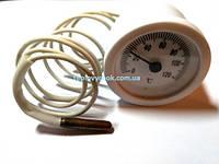 Термометр капілярний круглий d52 мм