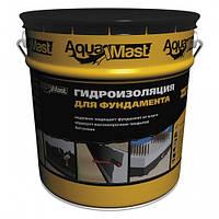 ТехноНиколь Мастика AquaMast для фундамента,18 кг