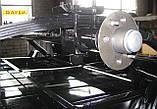 Прицеп одноосный Бизон 200 плюс (усиленный), фото 3