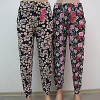 Брючки женские летние, НОРМА  42-48 размер. ЛАСТОЧКА. Легкие брюки для женщин .