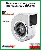 Вентилятор для твёрдотопливного котла KG Elektronik DP-120