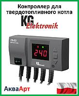 Контроллер для твердотопливного котла KG Elektronik CS-20