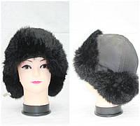 Детская меховая шапка из кролика, для мальчика, ушанка, от производителя, разные цвета