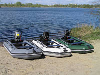 Как выбрать надувную лодку для рыбалки?