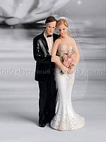 Свадебные фигурки —  Modecor - 28469А - 12 см