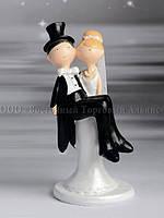 Свадебные фигурки —  Modecor - 28446B - 15 см, фото 1