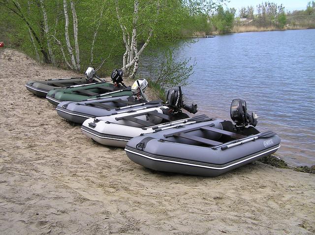 лодка пвх омега