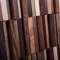 Деревянная стеновая панель Vertical, фото 1