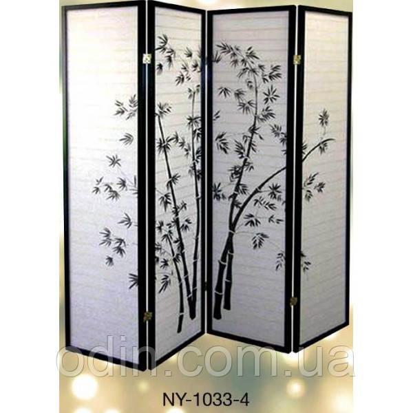 Ширма декоративная NY-1033-4