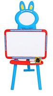 Детский напольный мольберт joy toy «доска знаний» uk-ru-eng hn, кк
