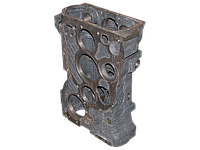 Корпус раздаточной коробки Т-150, 151.37.301-5