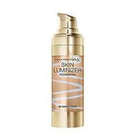 Max Factor Skin Luminizing Foundation - Max Factor Крем тональный для лица со светоотражающими частицами Макс Фактор Скин Люминайзер Объем: 30мл,